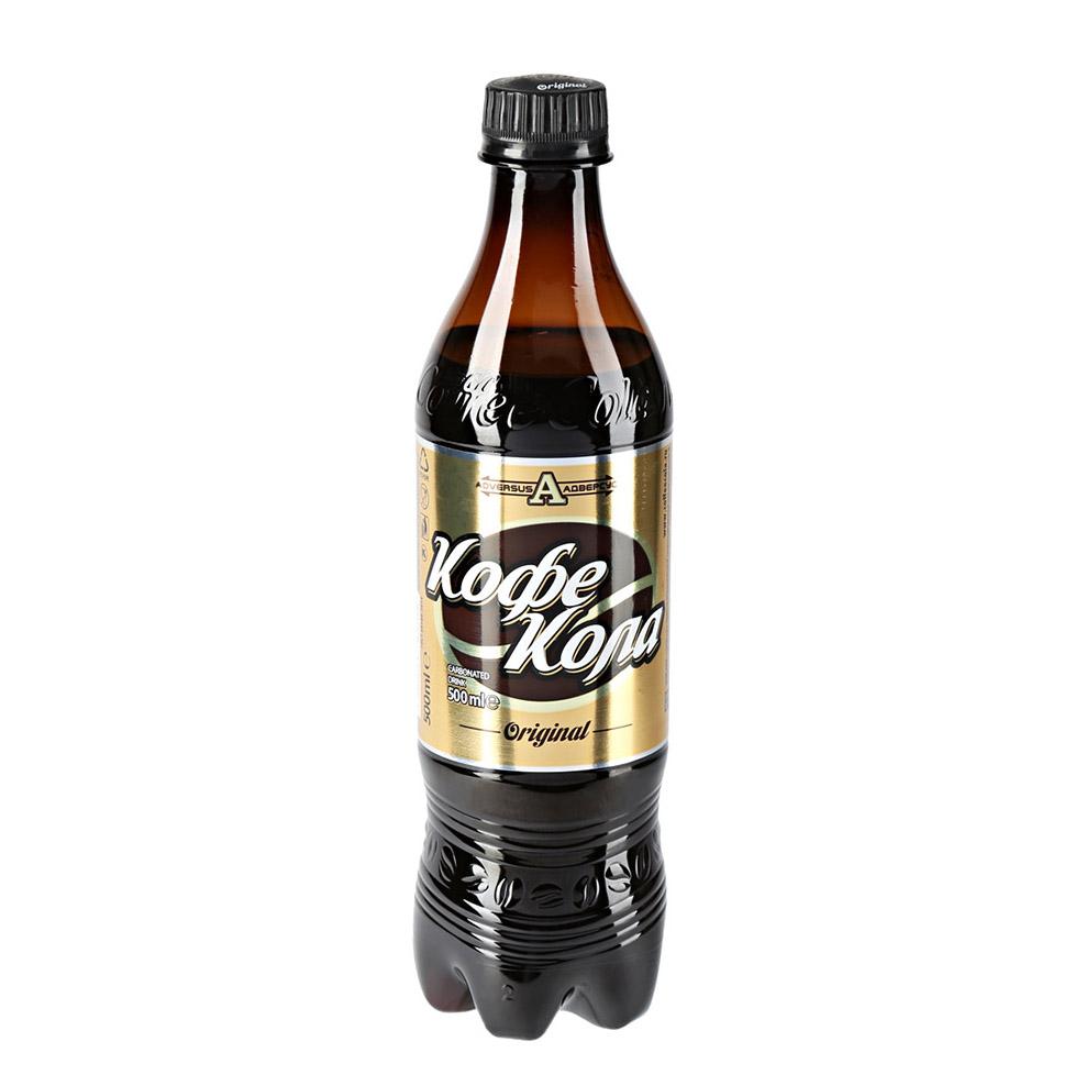 Напиток энергетический Coffe Cola 500 мл напиток энергетический black monster assault 500 мл