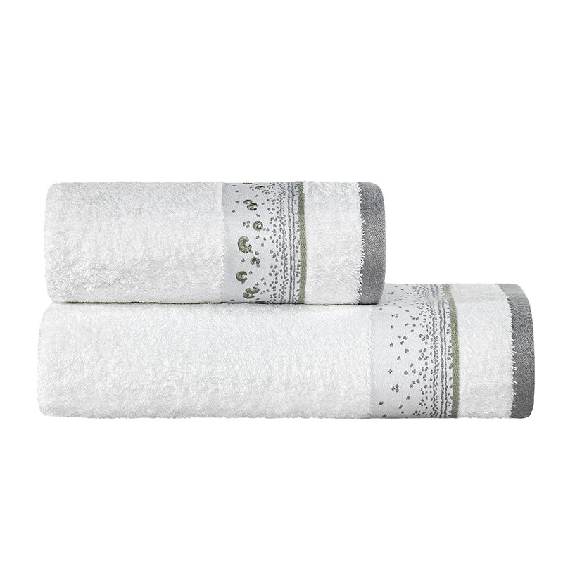 Комплект полотенец Люсиль Togas 50х100 и 70х140, 2 предмета апрель комплект 2 предмета