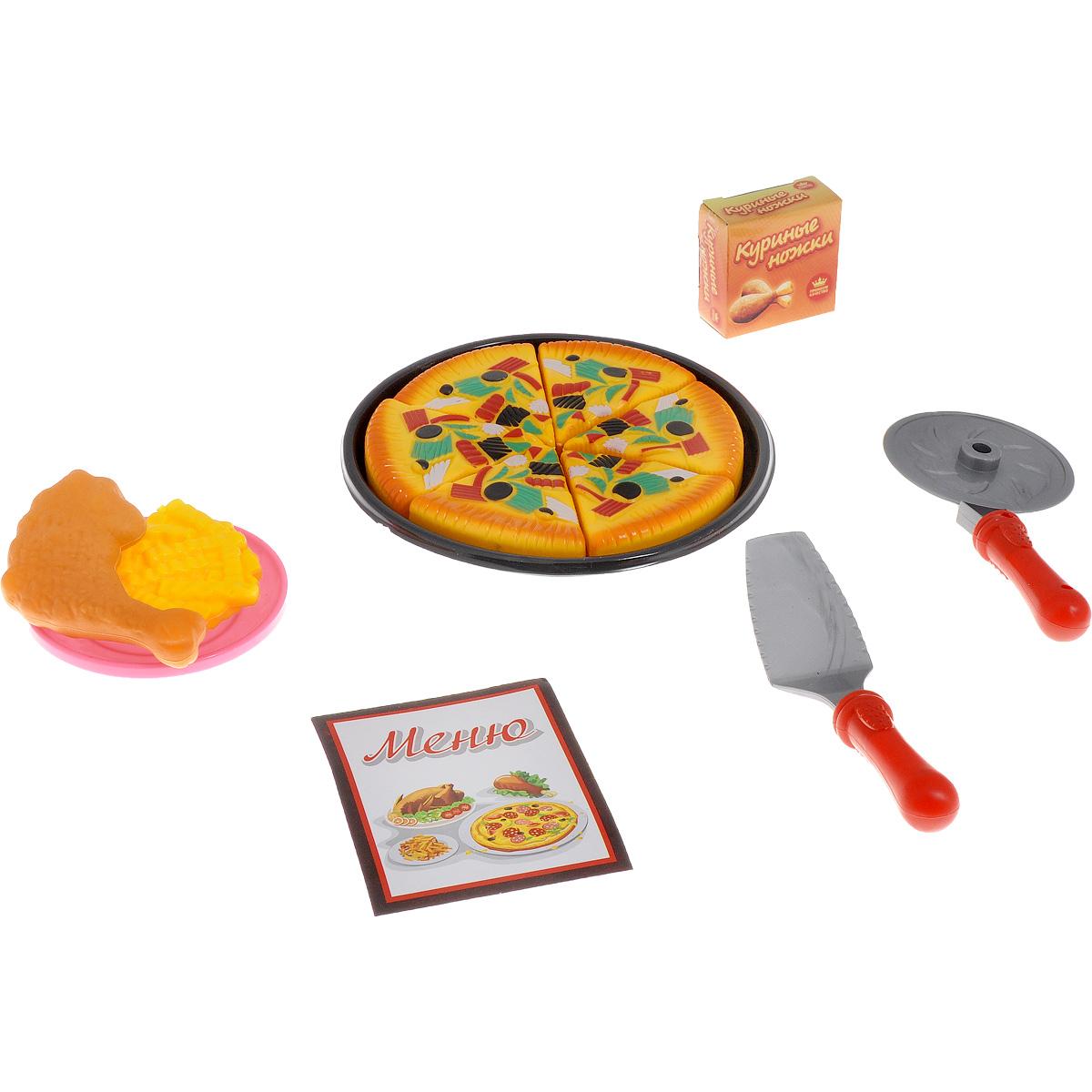 Фото - Набор посуды для пиццы Abtoys Помогаю Маме в ассортименте (PT-00363) набор посуды для пиццы abtoys помогаю маме в ассортименте pt 00363