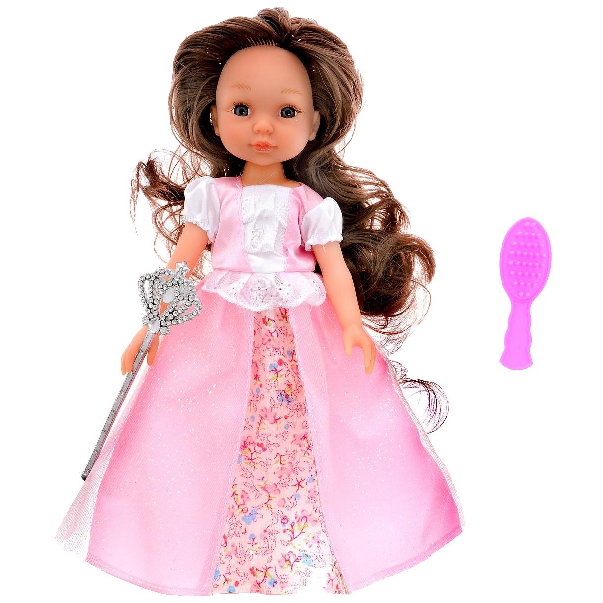 Кукла Abtoys Модница в ассортименте 24 см самолет планер abtoys в ассортименте