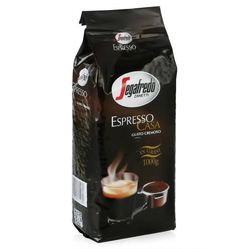 Кофе в зернах Segafredo Espresso Casa 1 кг