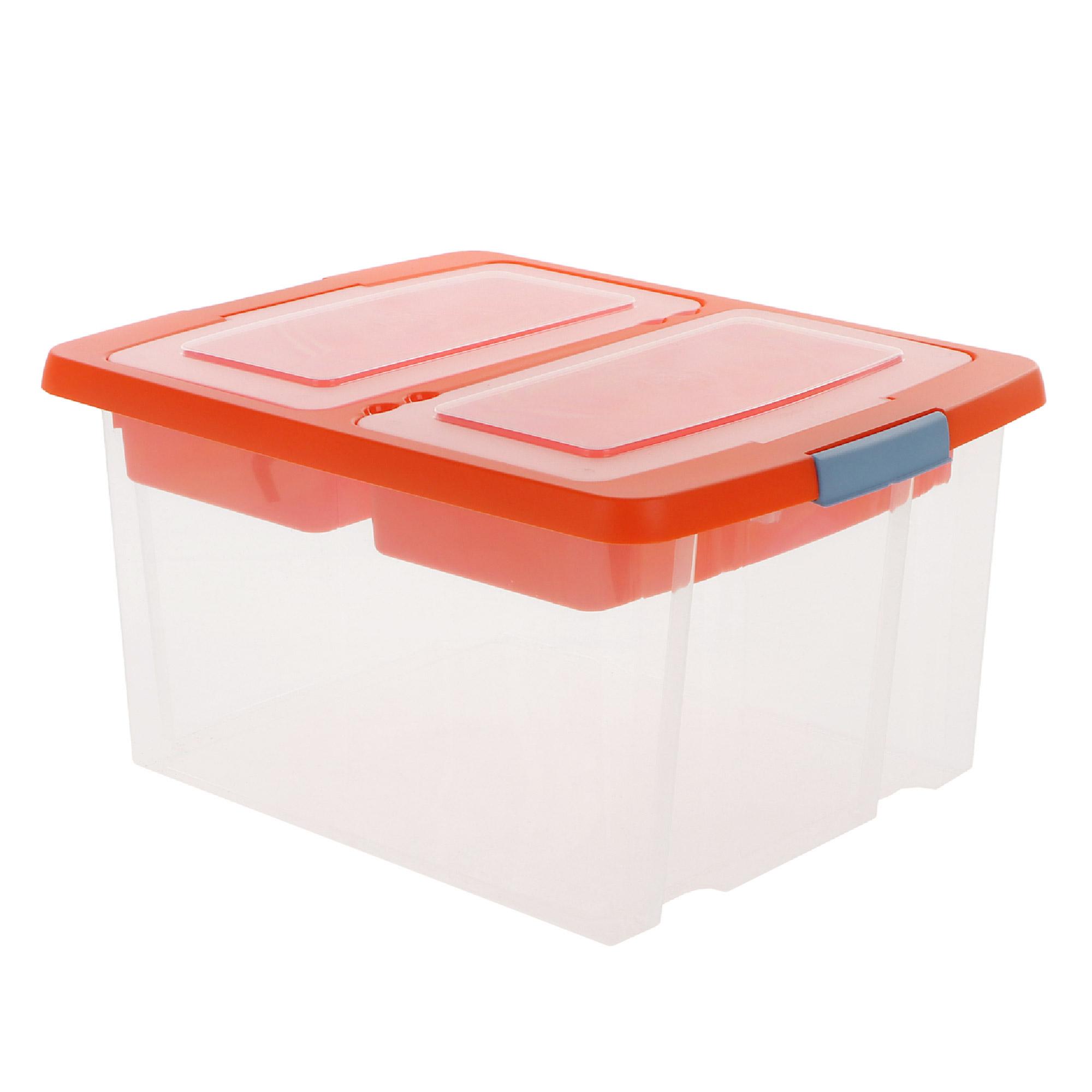Ящик Полимербыт Универсальный 47х37х25 см ящик для хранения полимербыт 15 л