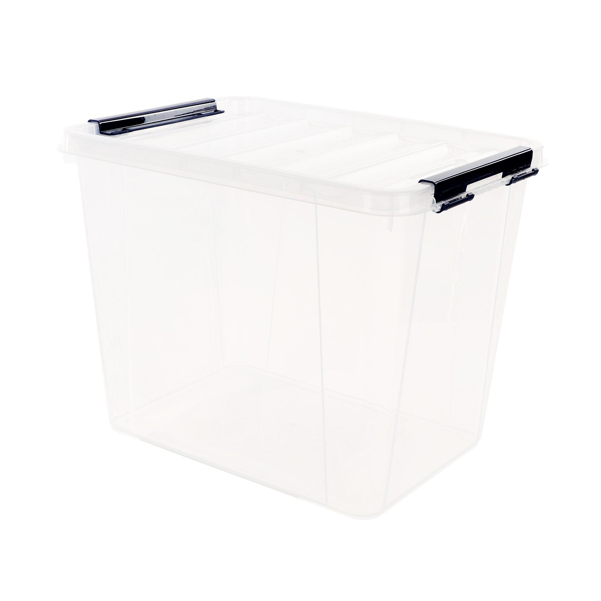 Ящик Полимербыт Профи 25 л ящик для хранения полимербыт 15 л
