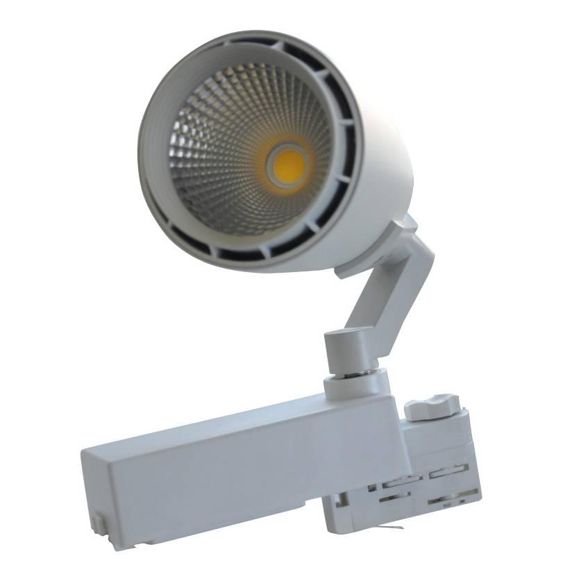 Трековый светильник Elvan PJ-030-30W-3Line-NH фото