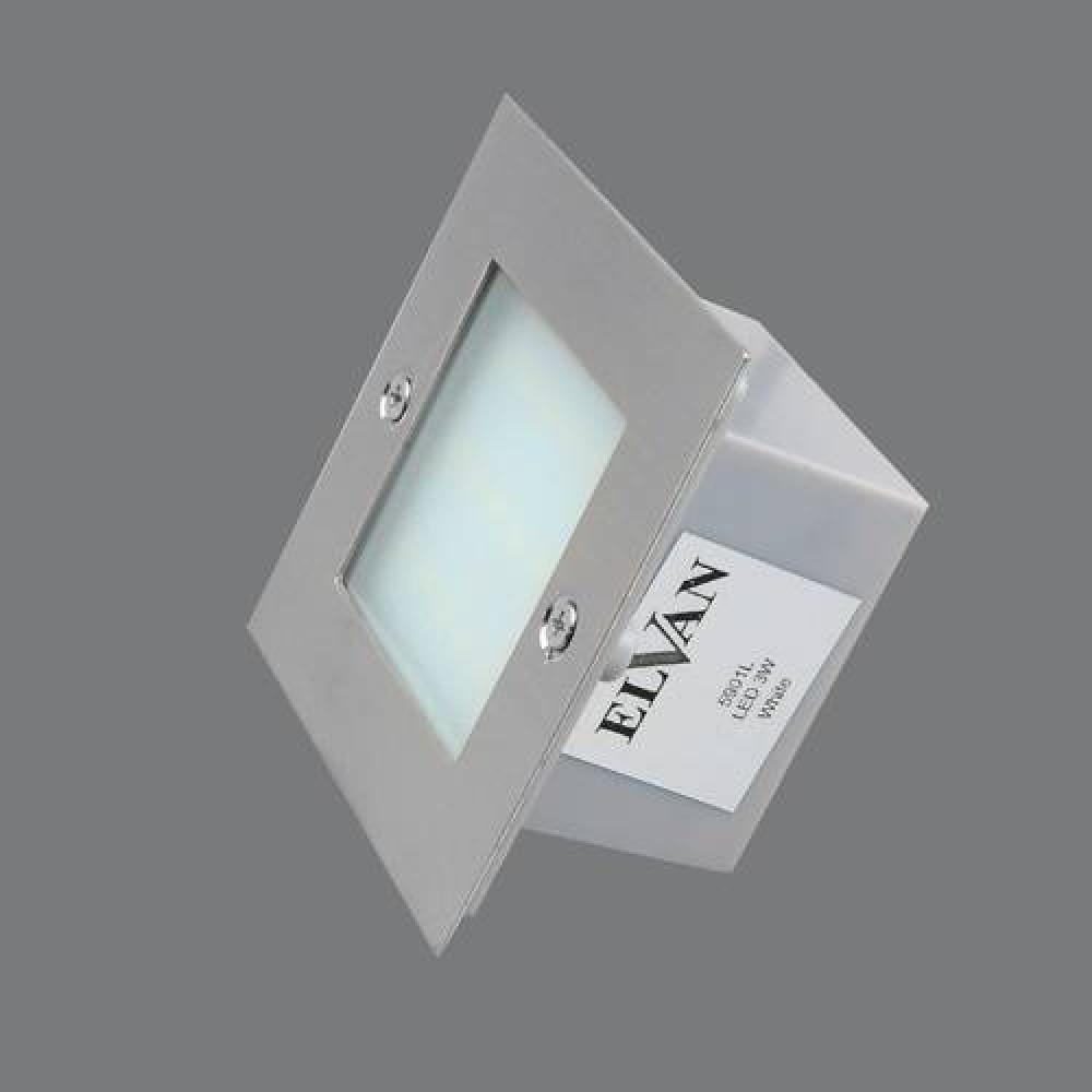Светильник встраиваемый Elvan