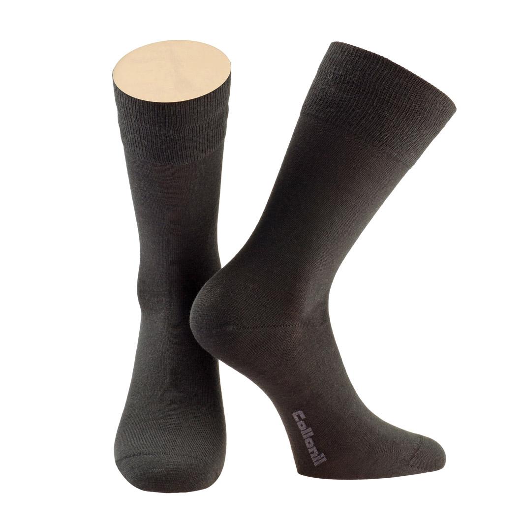 Носки мужские Collonil CLASSIC теплые 39-41 черные