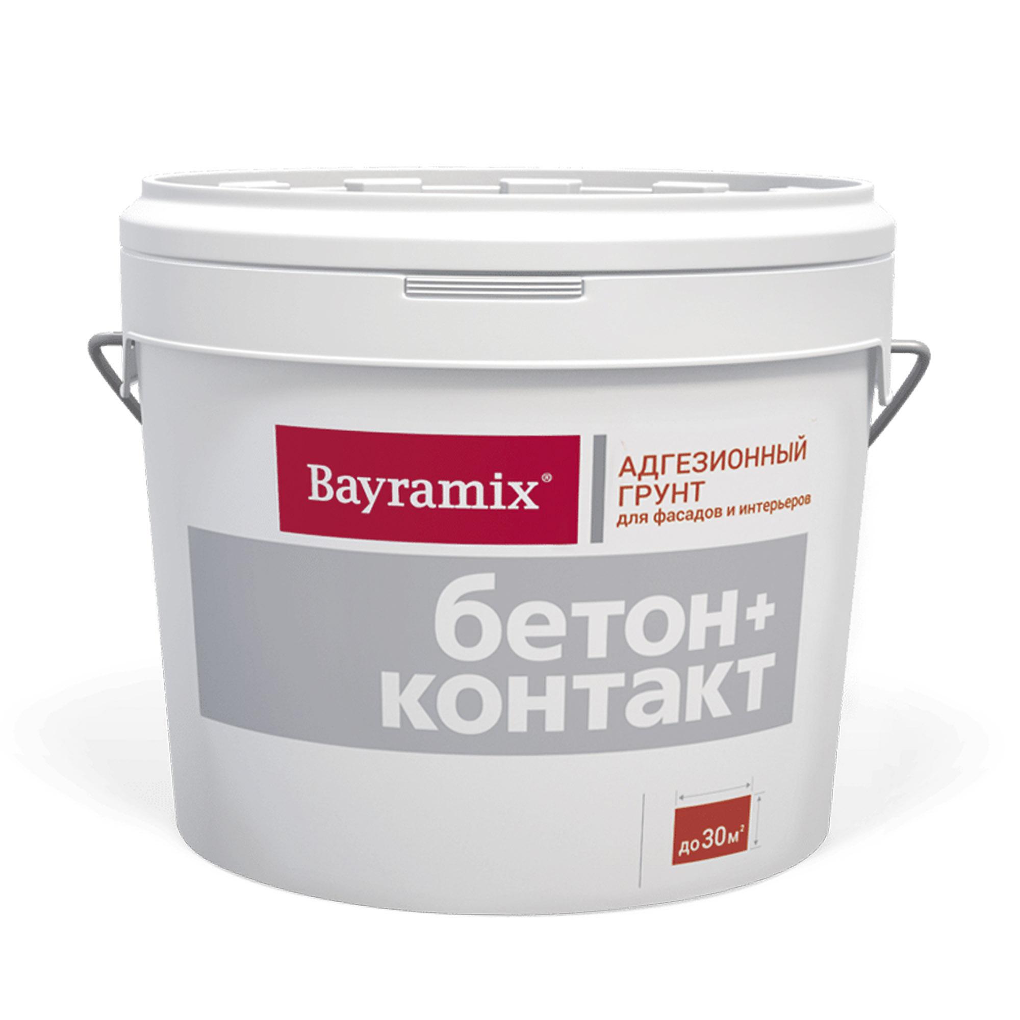 Грунт Bayramix Бетон+Контакт 12 кг