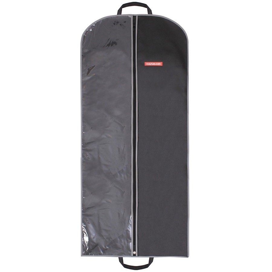Фото - Чехол для одежды Hausmann 60х140 hausmann чехол для верхней одежды hm 701403 140x60 см черный