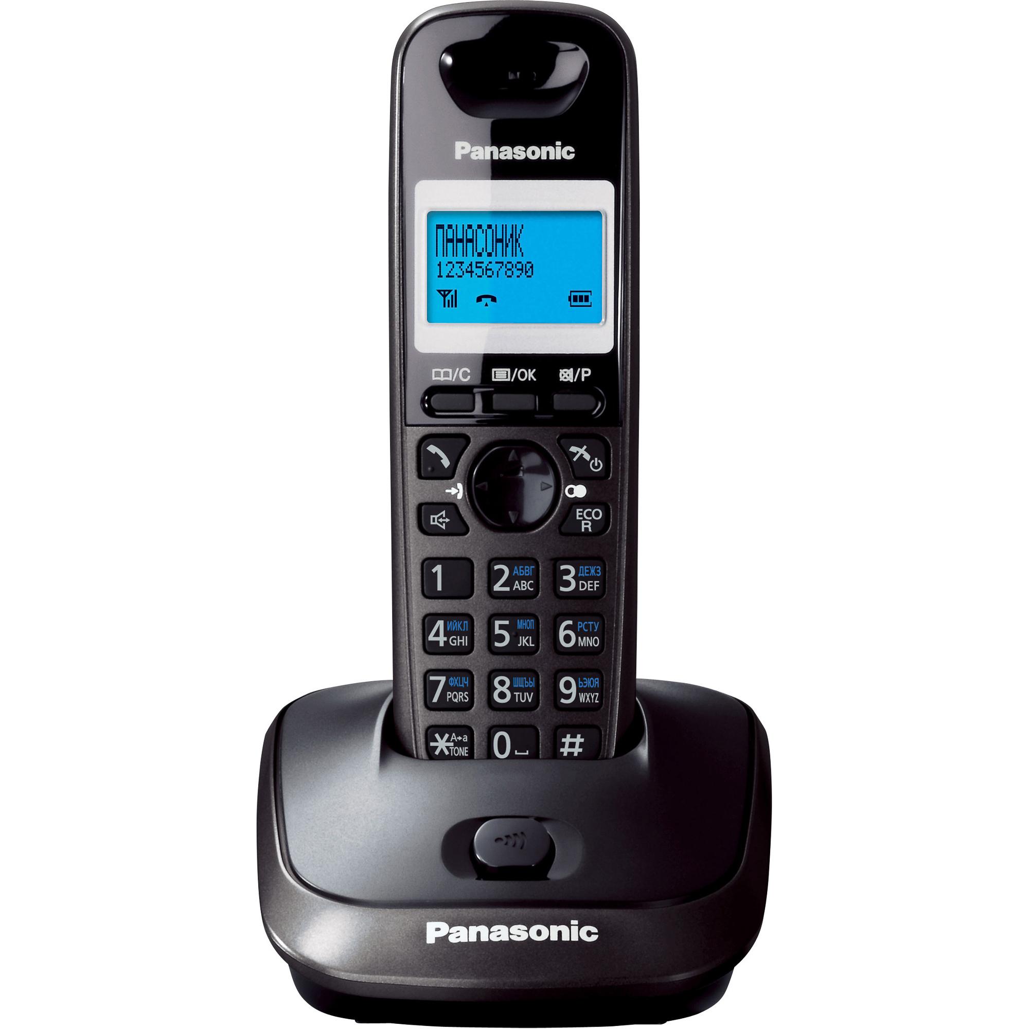 Стационарный телефон Panasonic KX-TG2511RUT