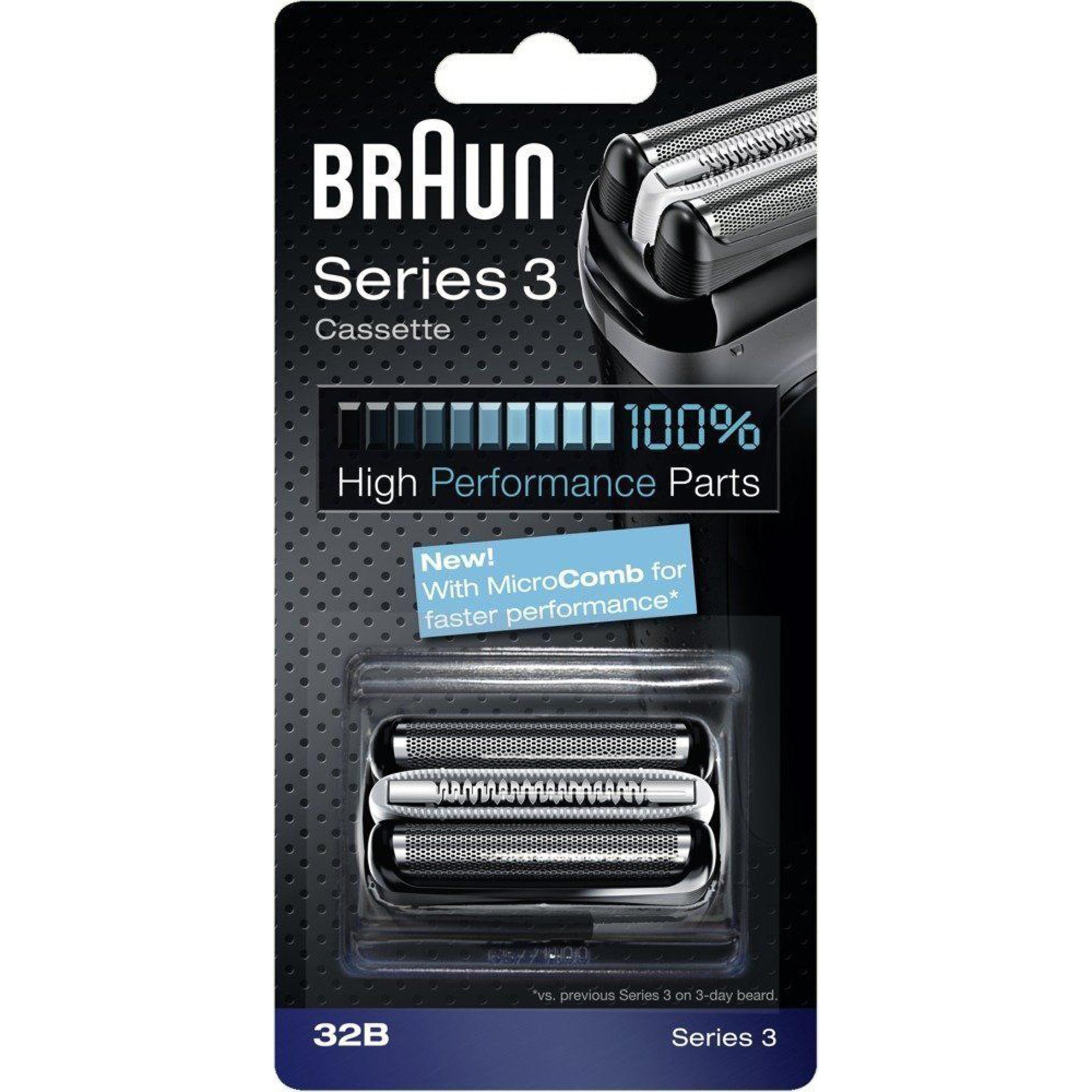 Сетка и режущий блок Braun Series 3 32B