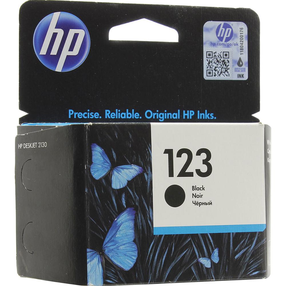 Фото - Картридж HP 123 (F6V17AE) Black картридж hp f6v17ae 123 black для dj 2130
