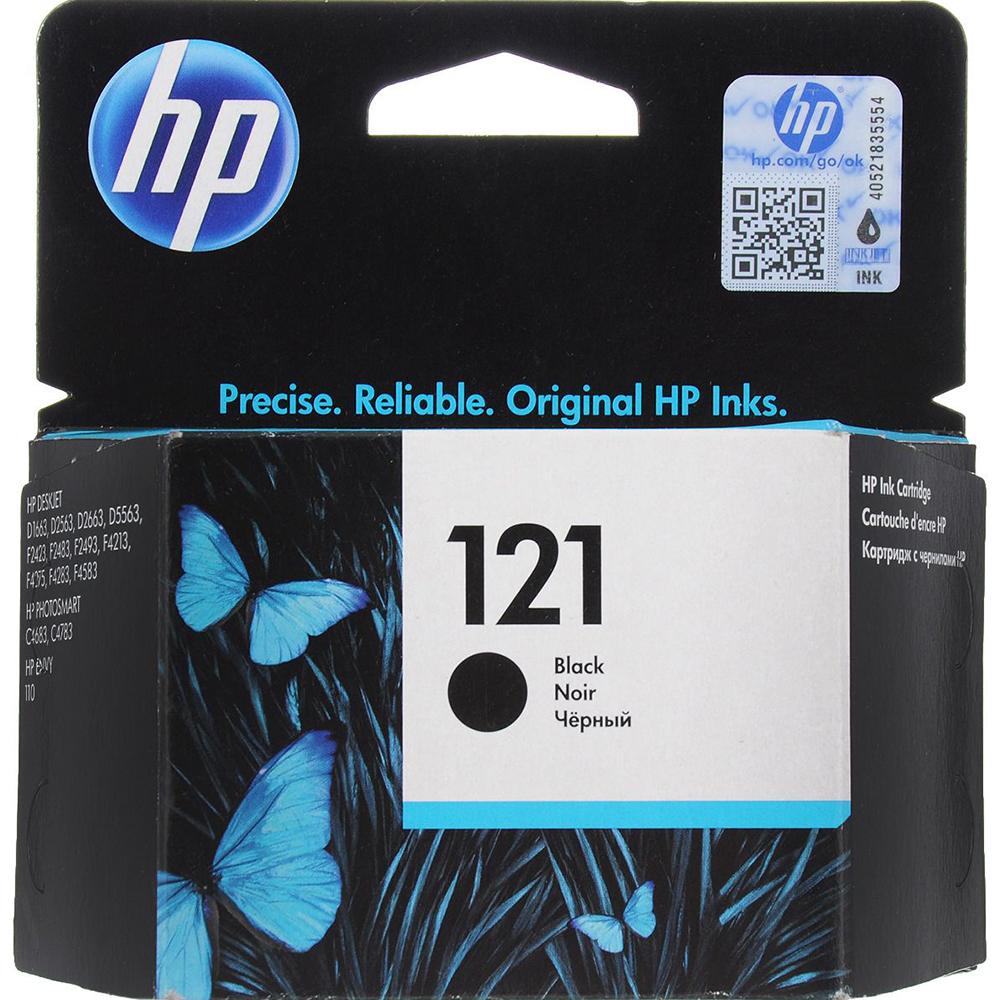 Картридж HP 121 (CC640HE) Black