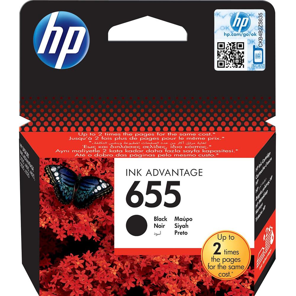 Фото - Картридж HP 655 (CZ109AE) Black картридж hp q6471a