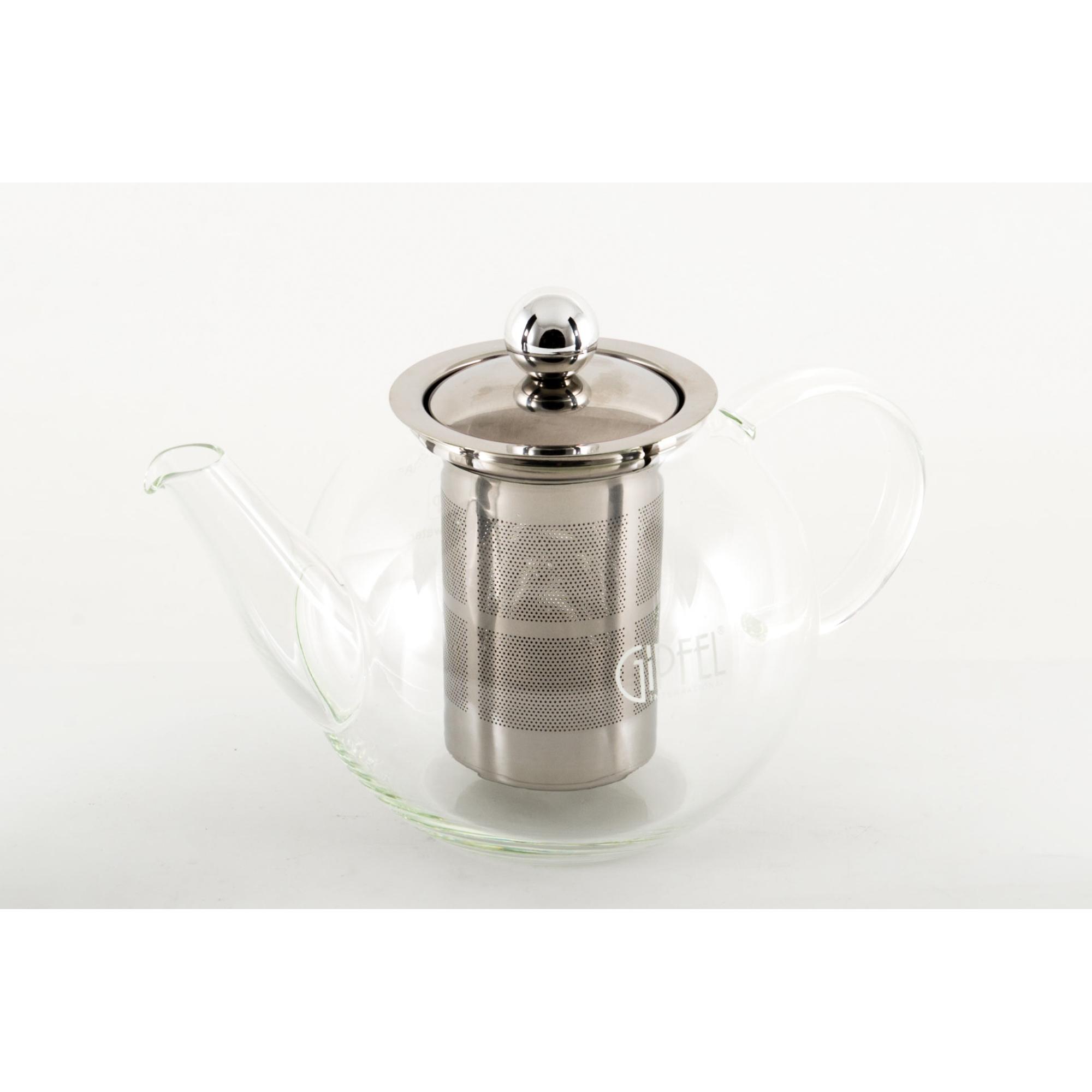 Чайник стеклянный заварочный Shuga Gipfel 8555