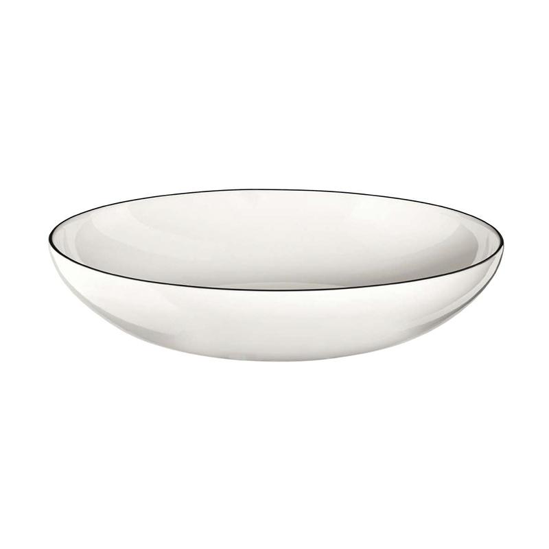 Фото - Тарелка для пасты Asa Selection Ligne 22 см тарелка десертная asa selection ligne 14 5 см