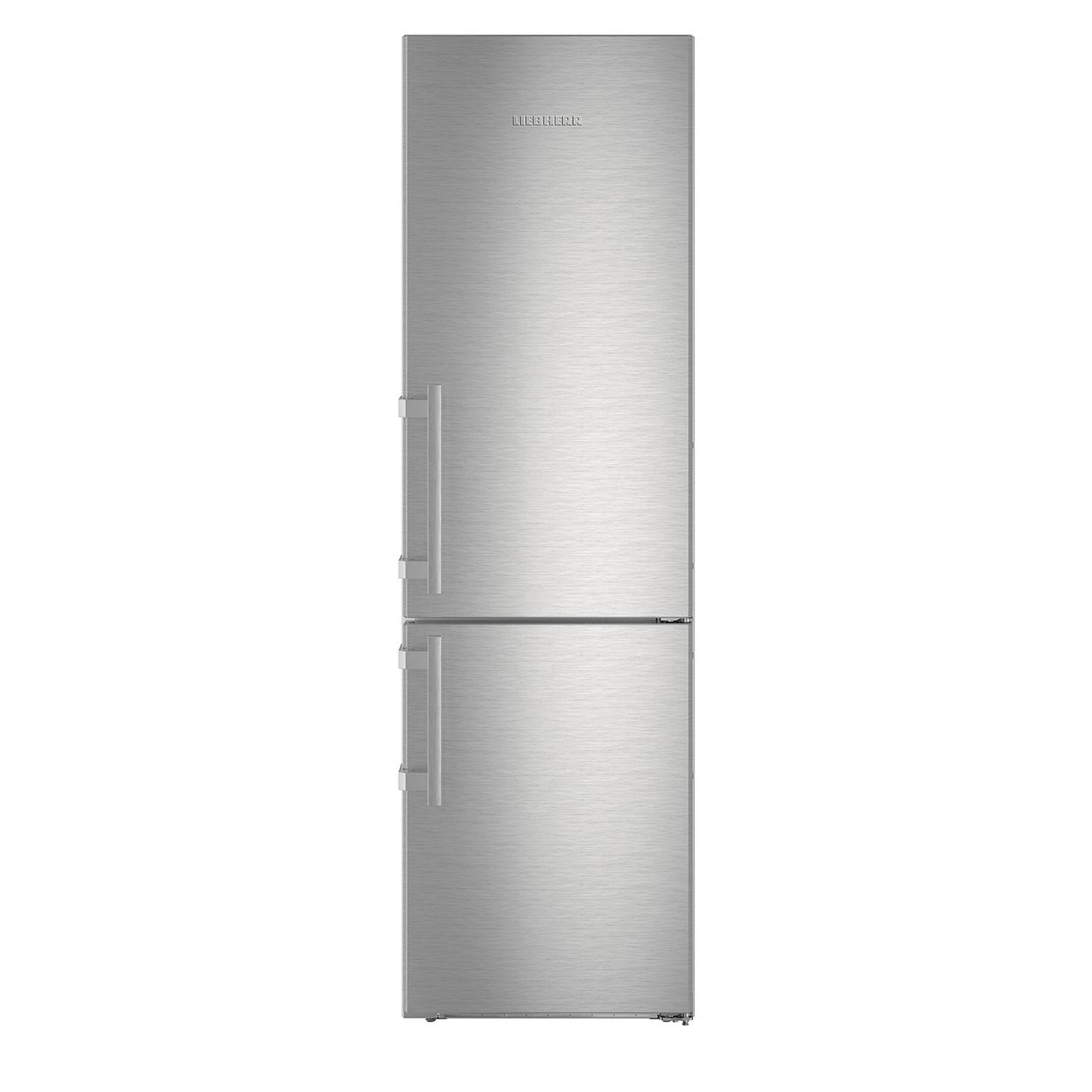 Купить Холодильник Liebherr CNEF 4815 Silver, холодильник двухкамерный, Германия