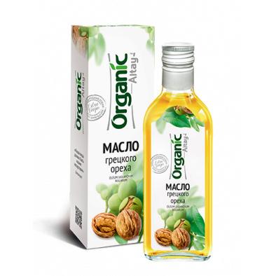 Масло грецкого ореха Organic Life 250 мл фото