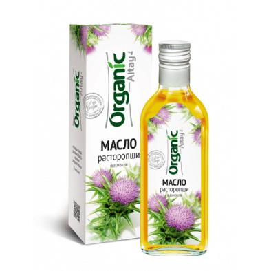 Масло расторопши Organic Life 250 мл без брэнда масло кунжутное organic life