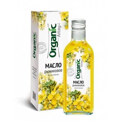 Рыжиковое масло Organic Life 250 мл без брэнда масло кунжутное organic life