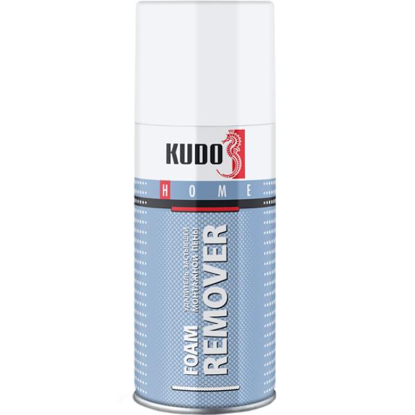 Очиститель монтажной пены KUDO Foam Remover 210 мл очиститель от монтажной пены ремонт на 100% remtcl3700 0 5 л