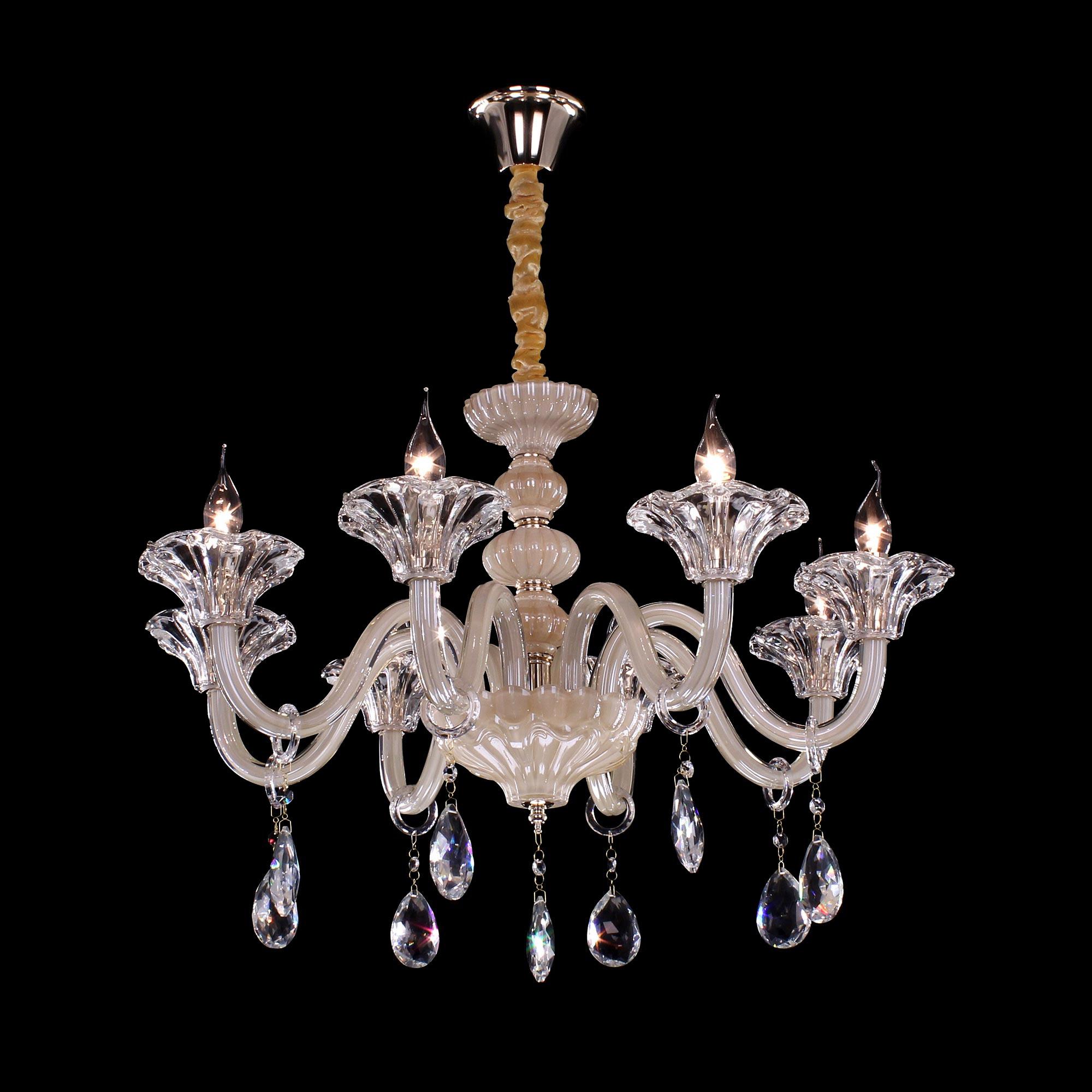 Фото - Люстра подвесная Citilux Ирида шампань золото CL351181 люстра citilux ирида cl351150 e14 300 вт