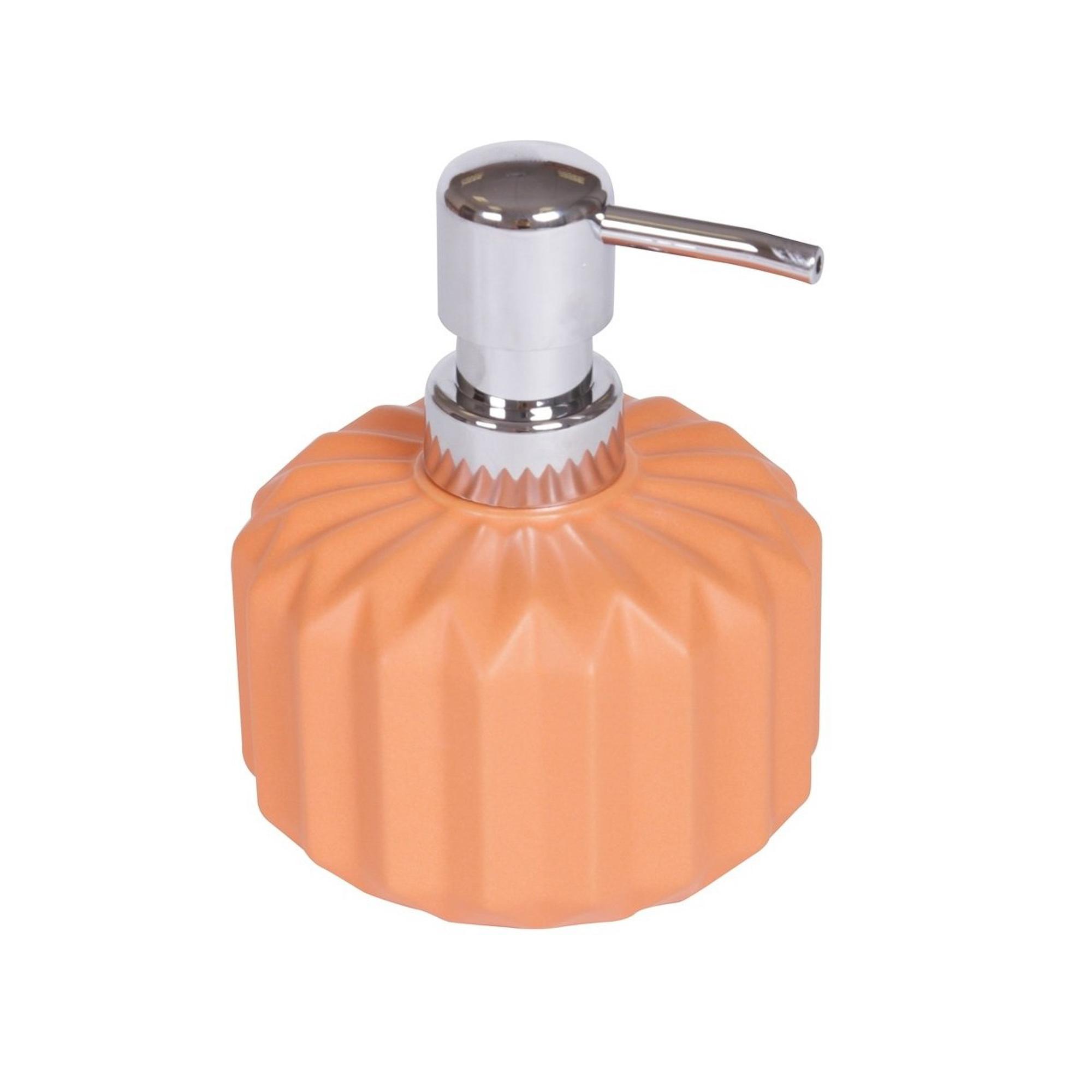 Дозатор для жидкого мыла Hausmann сомон 200 мл дозатор для жидкого мыла le bain gris