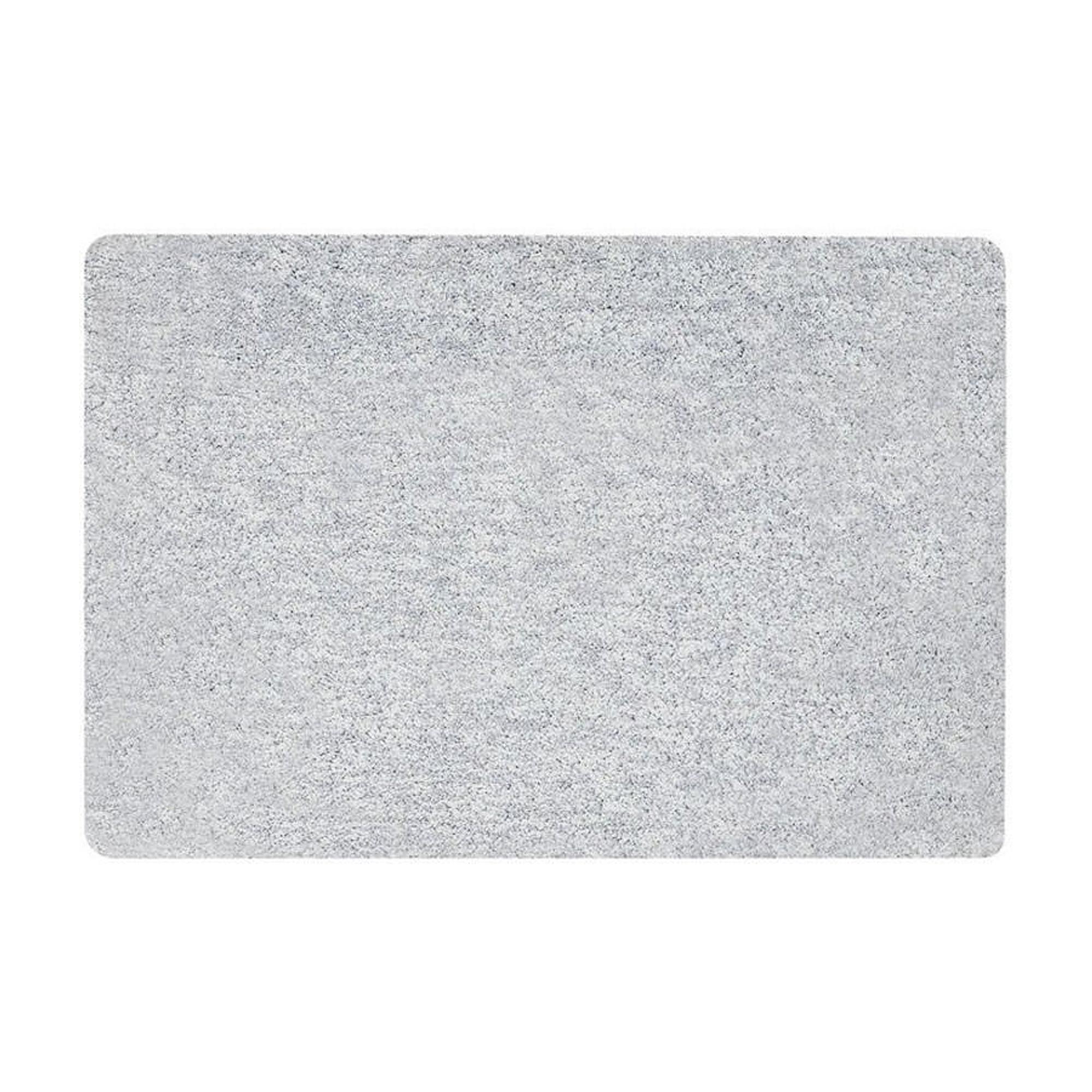 jiangnan лист коврики нескользящей коврик для ванной большой коврик для ванной 43 91см светло голубой Коврик для ванной Spirella Gobi светло-серый 60х90 см