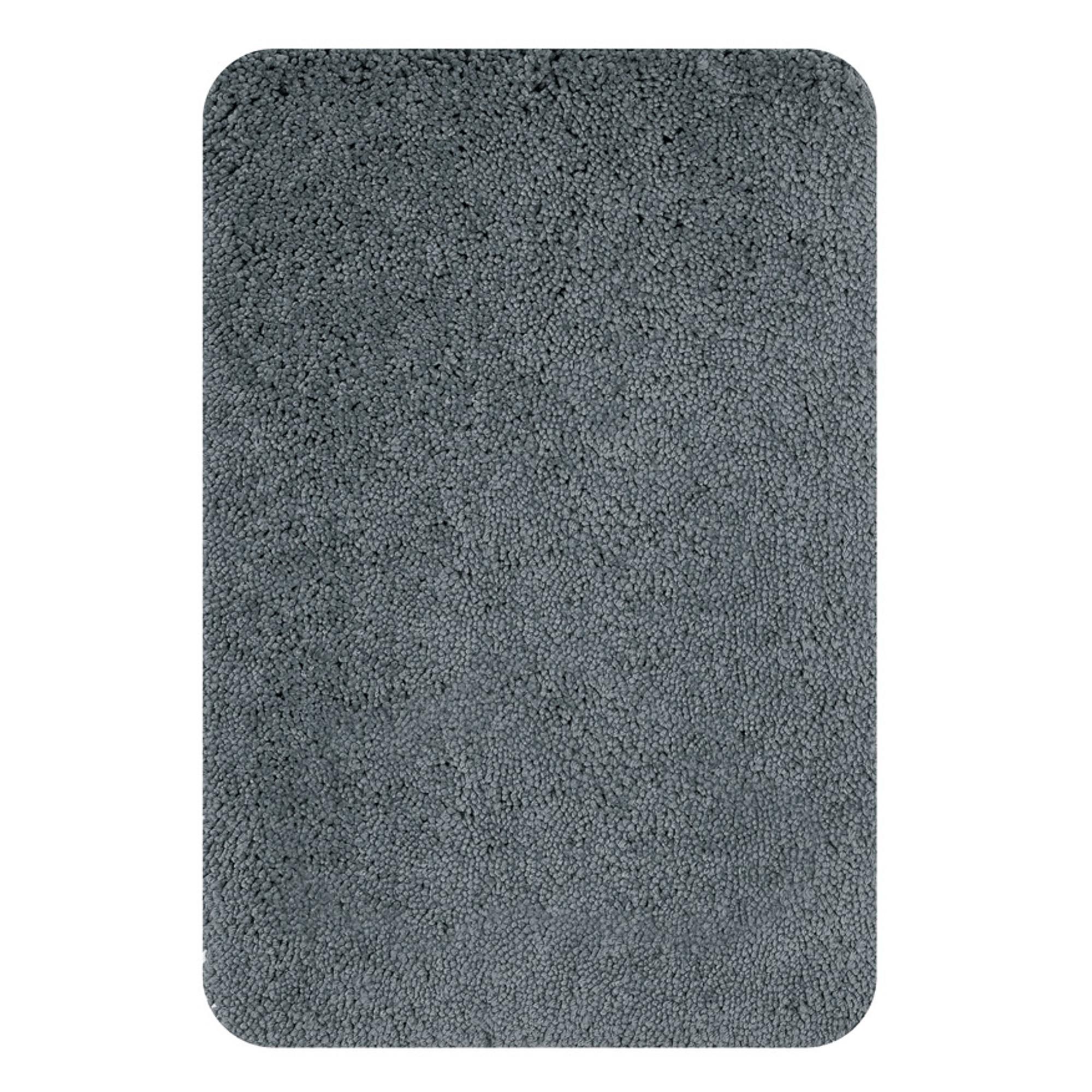 Коврик для ванны Spirella Highland серый 60х90 см фото