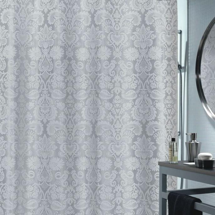 Штора для ванной комнаты Spirella FORTUNA 240x180 см часы fortuna fl019 42 25 черный золотой