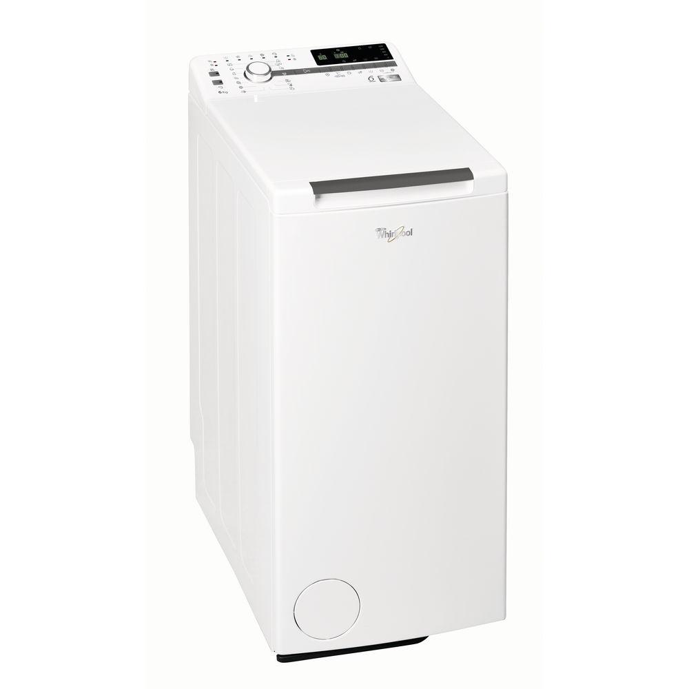 Фото - Стиральная машина Whirlpool TDLR 60230 White стиральная машина whirlpool fwsg 61283 wc