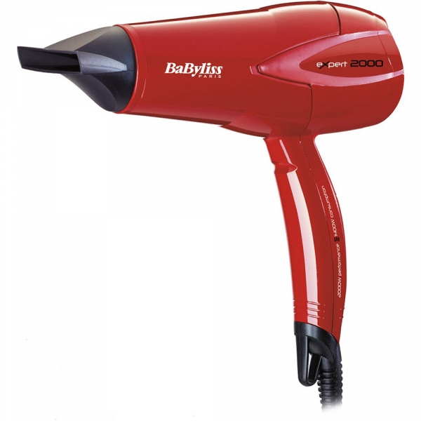 Фен Babyliss D302RE Red фото