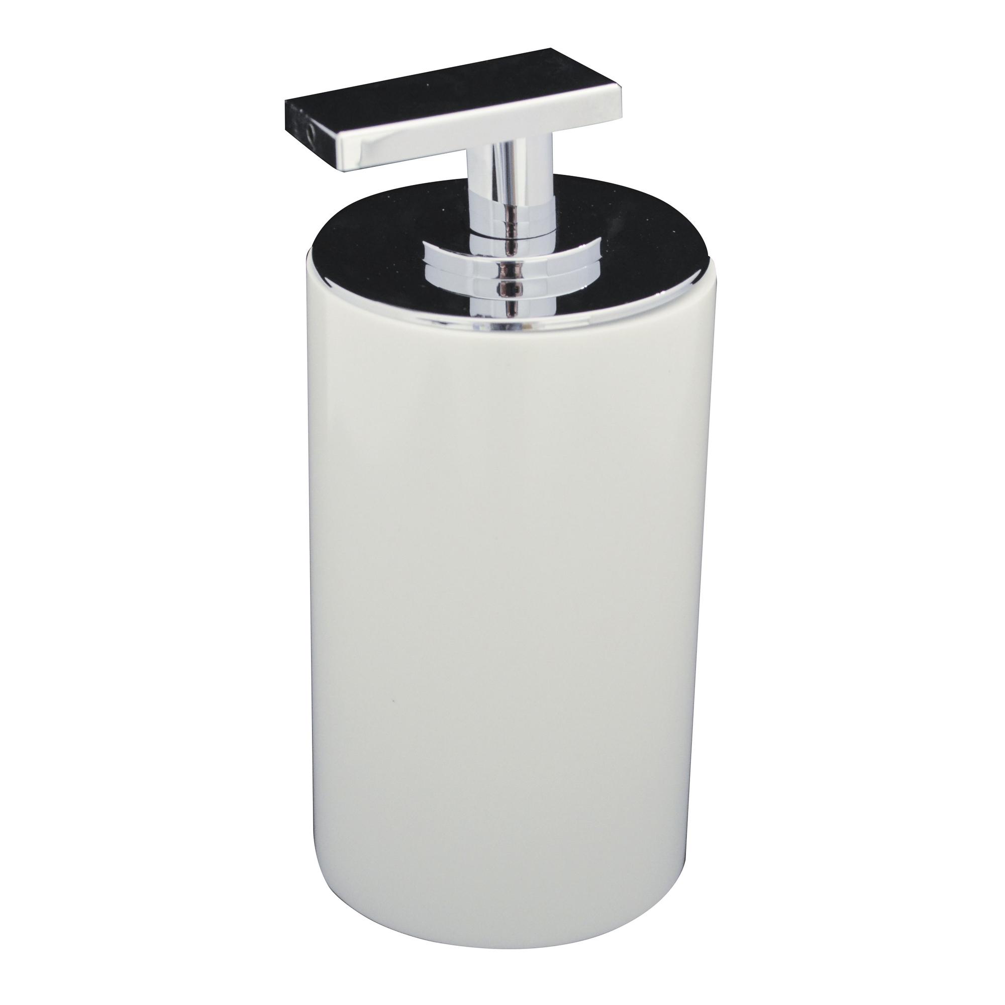 Фото - Дозатор для жидкого мыла Paris белый Ridder дозатор для жидкого мыла ridder paris 22250510 черный