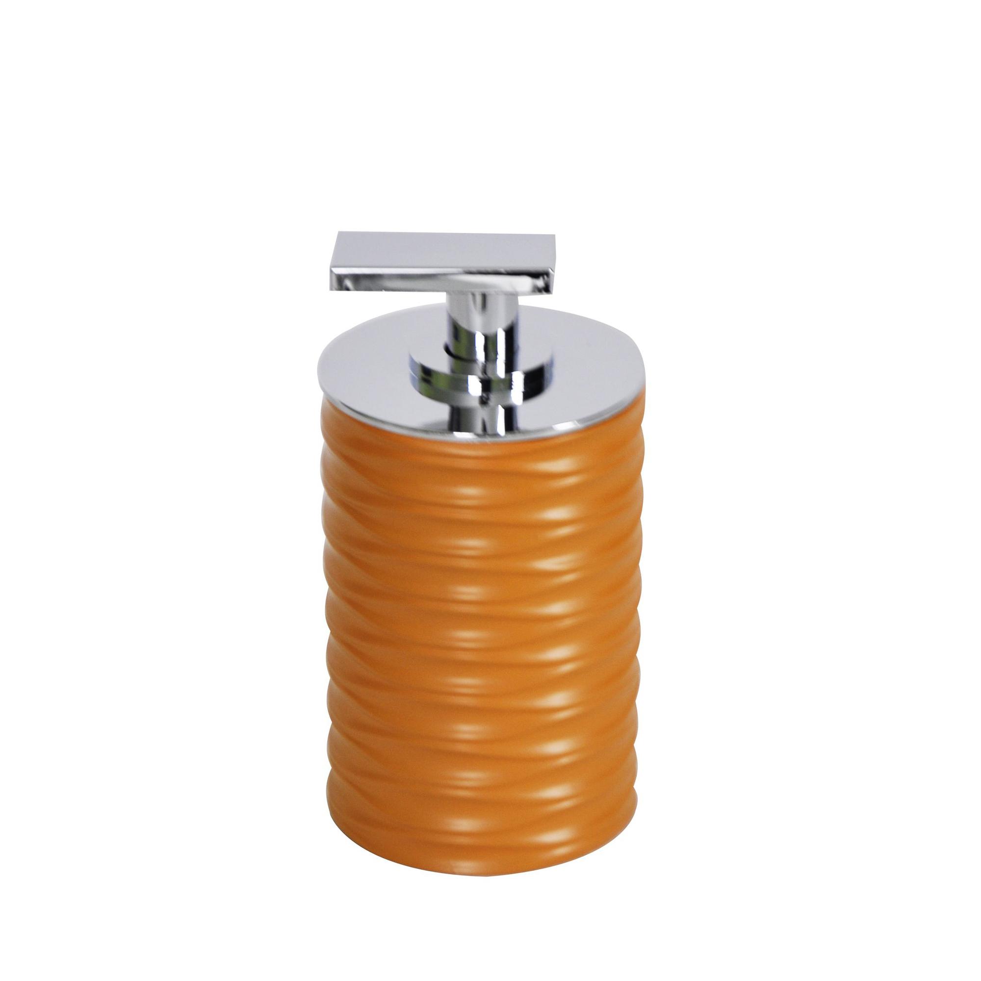 Дозатор для жидкого мыла Swing оранжевый Ridder дозатор для жидкого мыла am pm like a8036900
