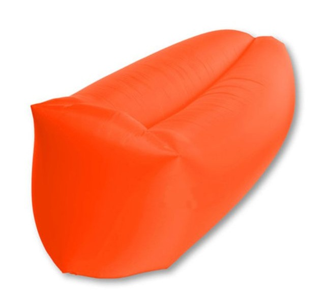 Пуф оранжевый Dreambag airpuf фото
