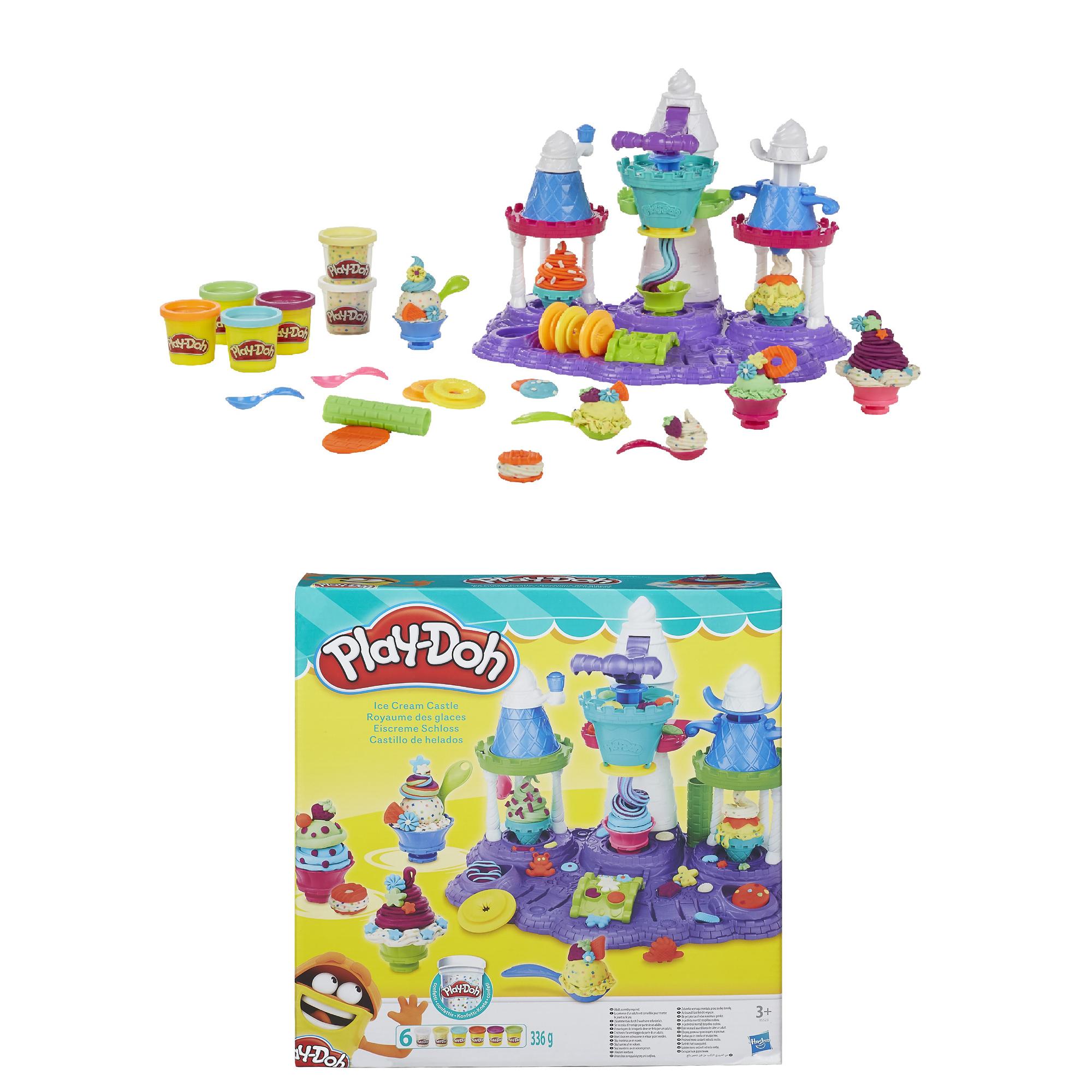Play-Doh Игровой набор Замок мороженого rainer doh goldkap