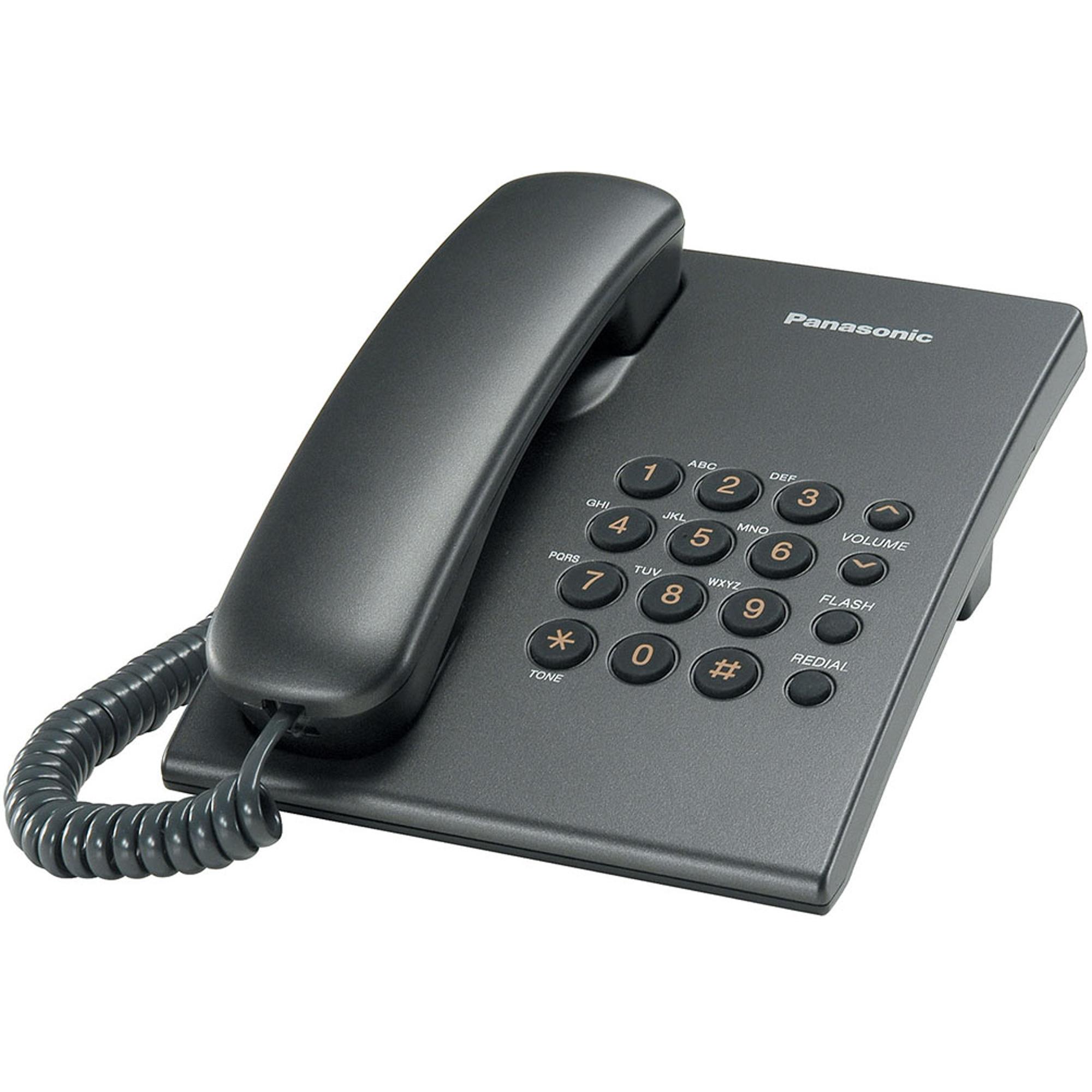 Стационарный телефон Panasonic KX-TS2350RUT