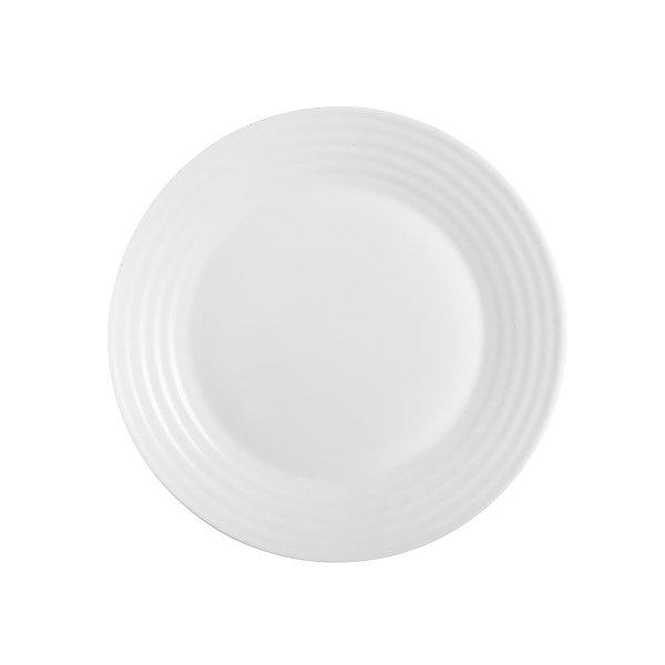 Тарелка десертная Luminarc Harena 19 см тарелка суповая luminarc harena black 23 5 см