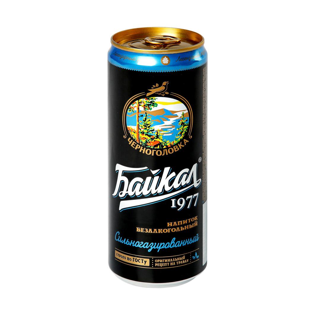 Напиток газированный Байкал 1977 330 мл