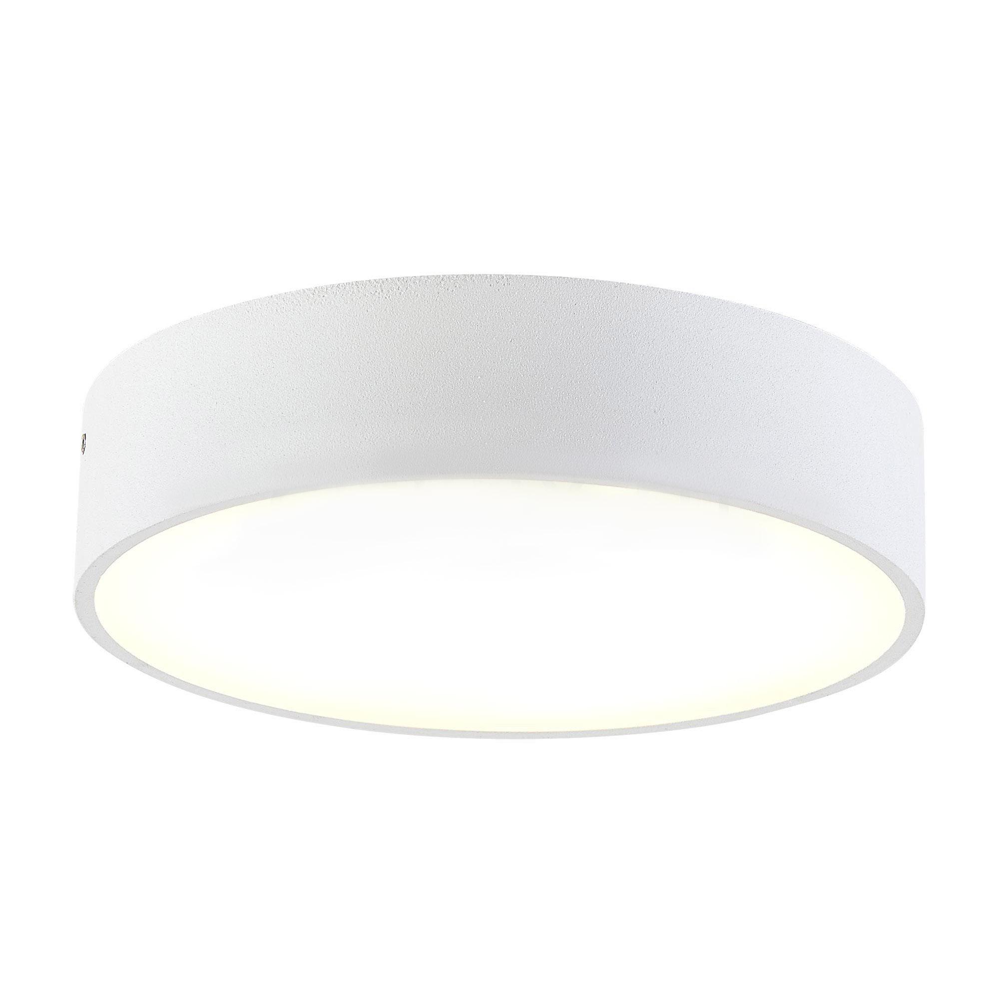 Светильник накладной светодиодный Citilux Тао белый CL712R180 светодиодный светильник citilux cl917000 25 5 х 25 5 см