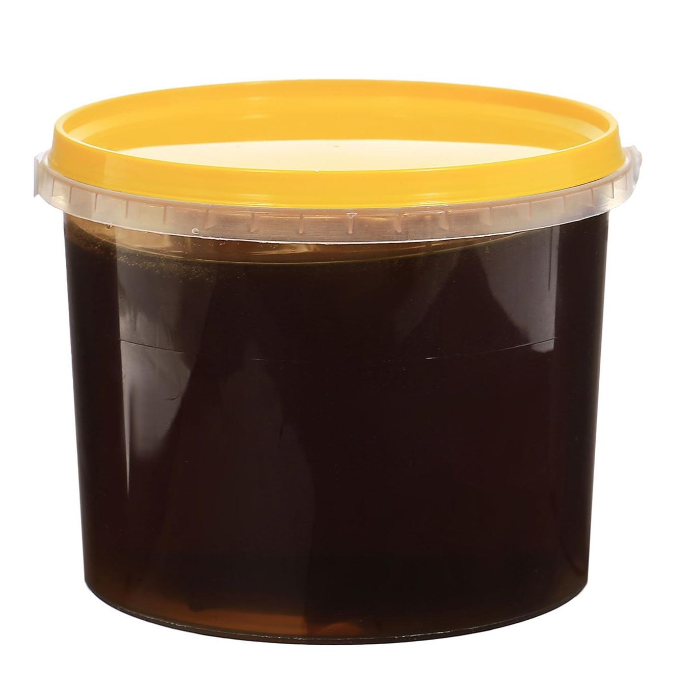 Мед натуральный Медовед Гречишный 1 кг луговица мед натуральный гречишный 250 г