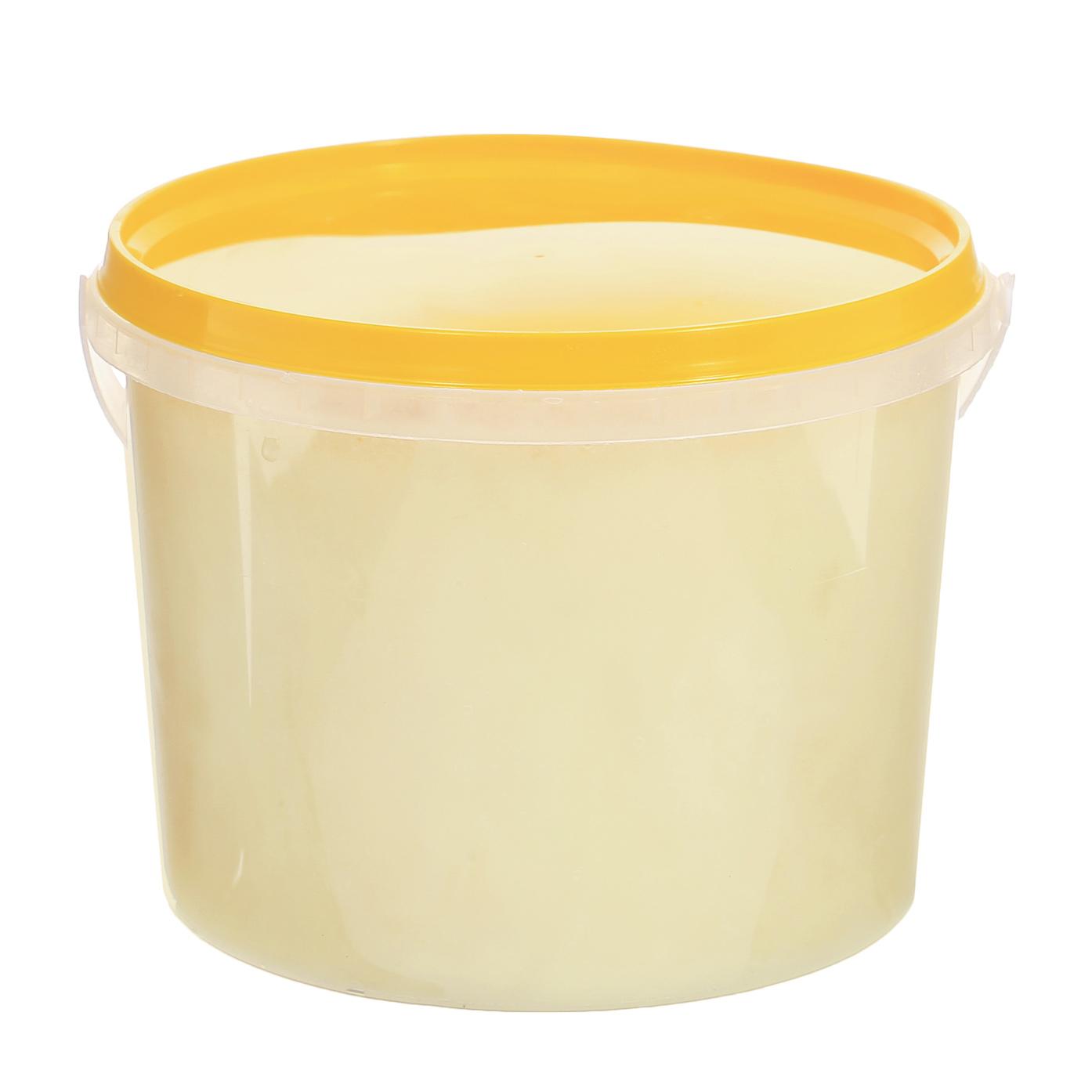 Мед натуральный Медовед Липовый башкирский 1 кг мед дикий мед башкирский цветок цветочный 600 г