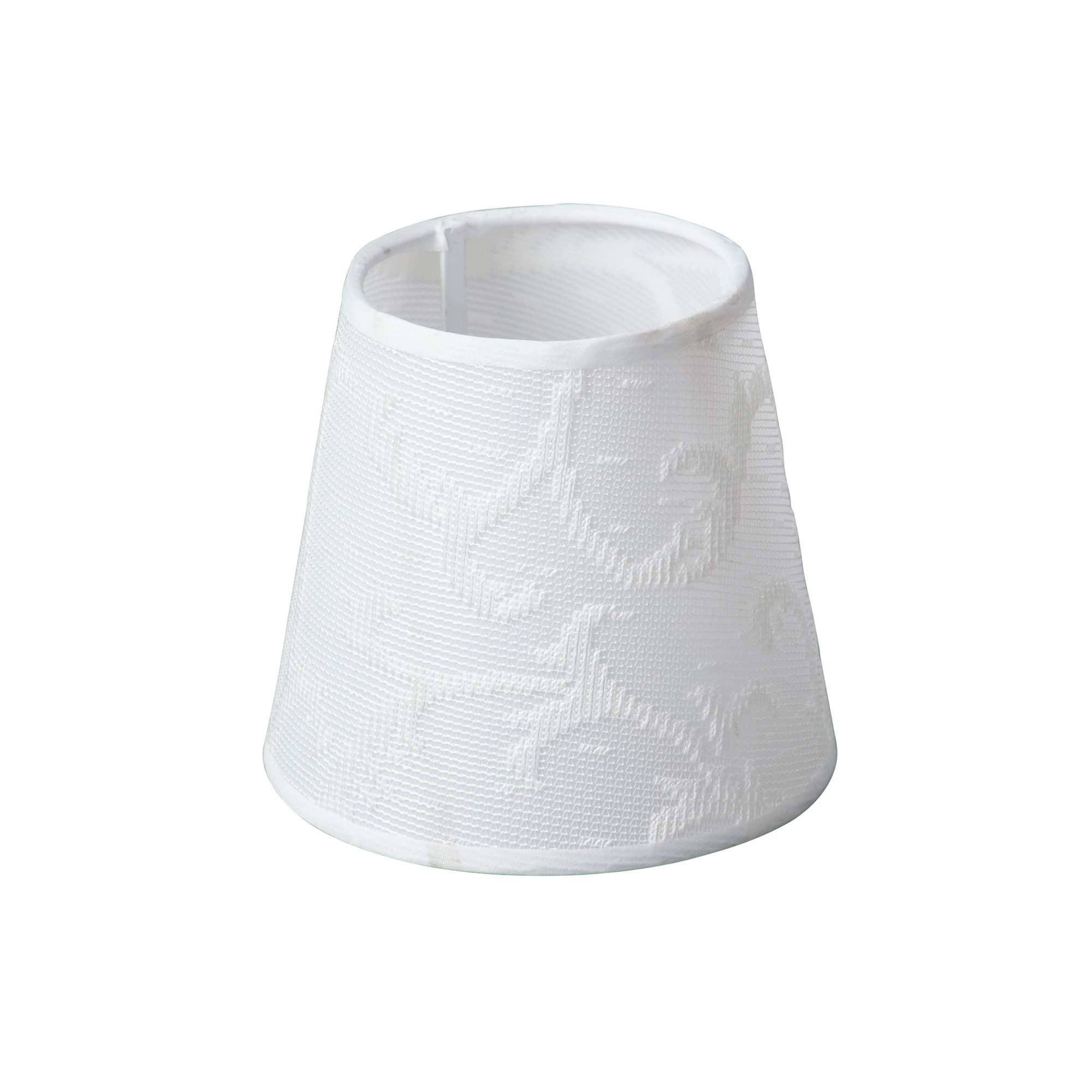 Абажур Vitaluce E14.белый . d13h12см
