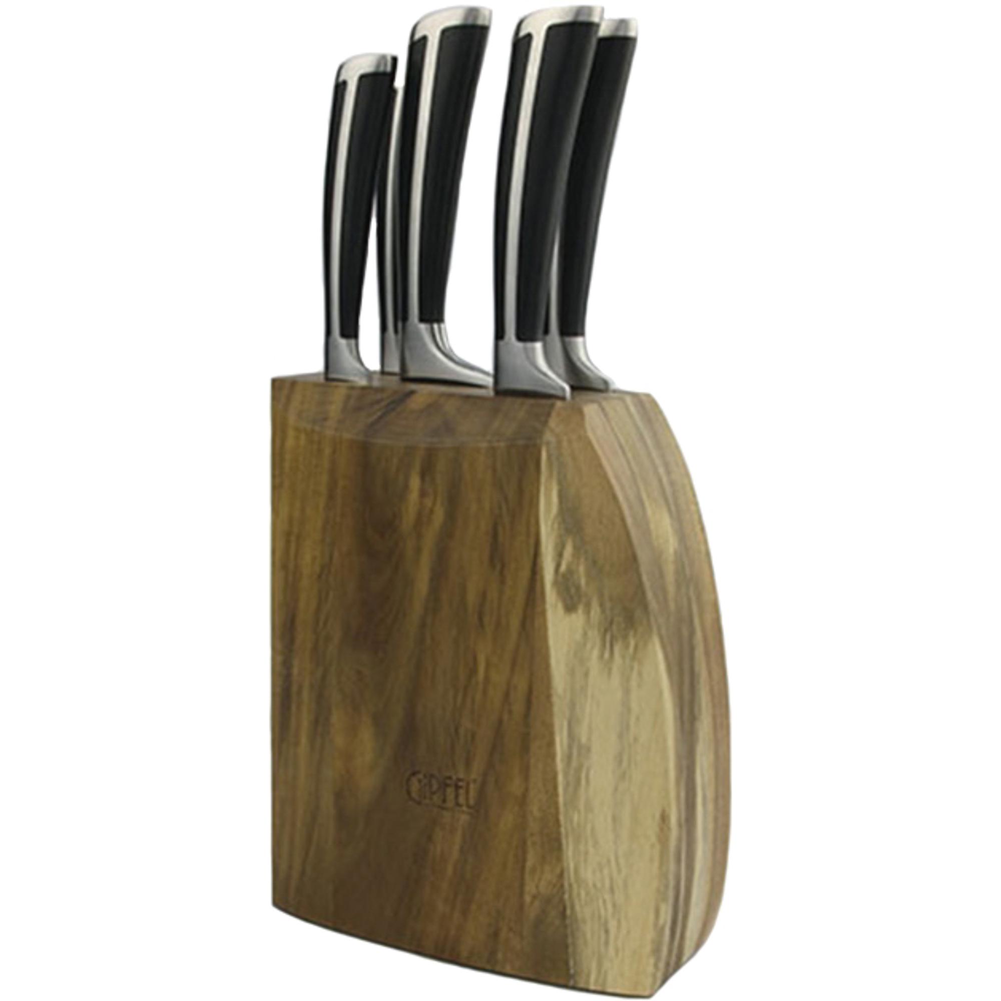 Набор ножей Gipfel woode 6 предметов набор ножей gipfel japanese 3шт