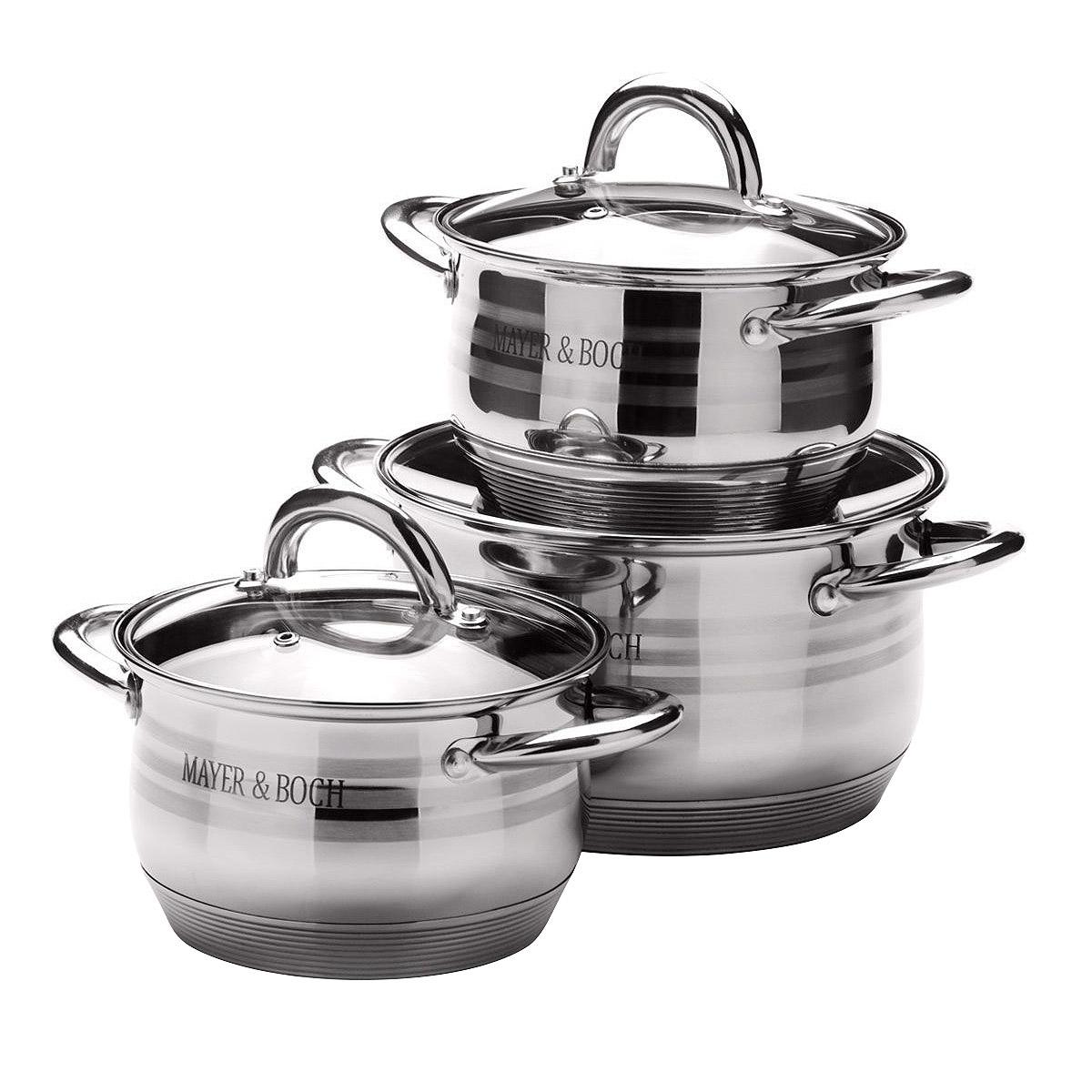 Набор посуды Mayer&Boch 25668 6 предметов