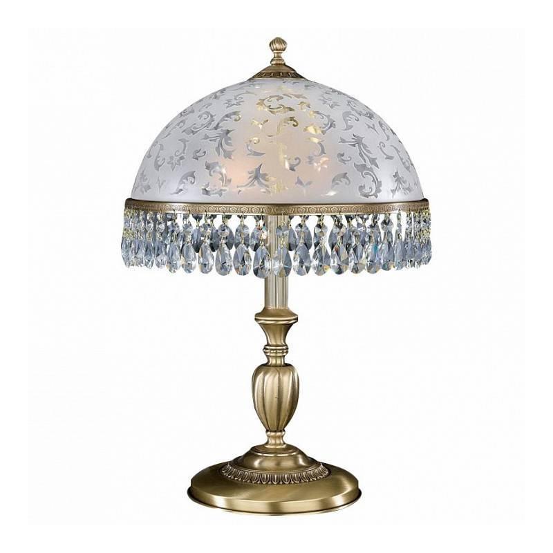 Лампа настольная Reccagni Angelo Verde 6200G
