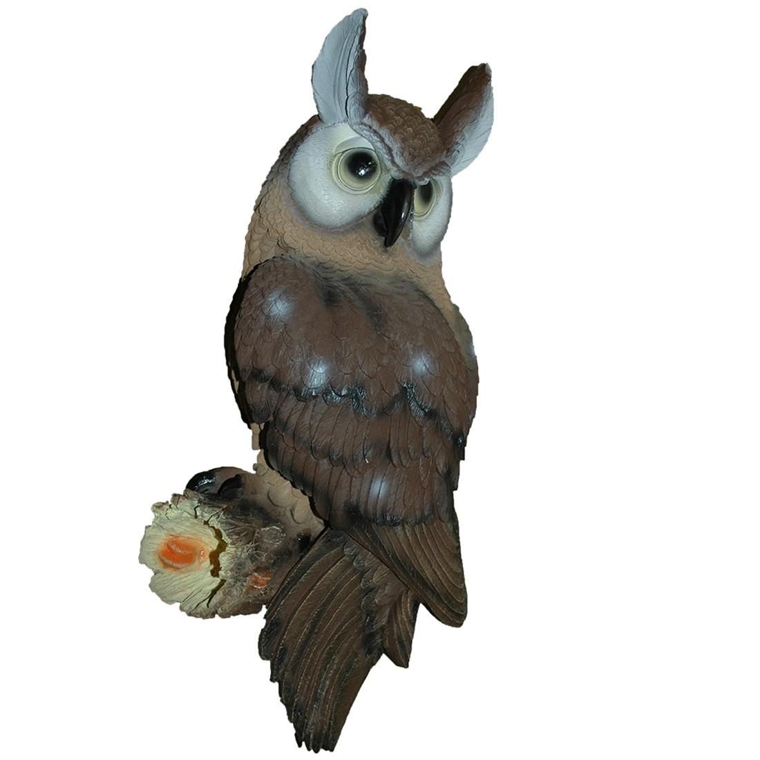 Фигура садовая Тпк полиформ Навесная сова большая н-57