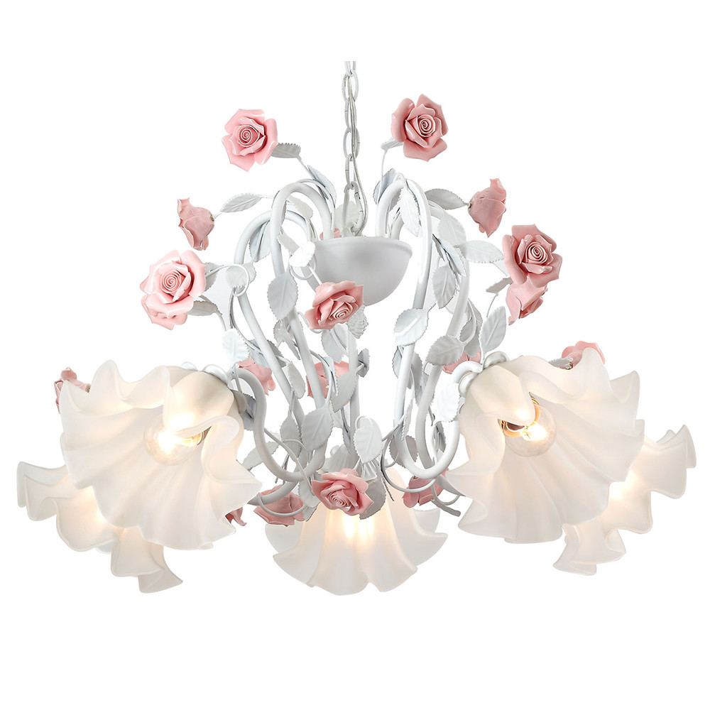 Люстра подвесная Lucia Tucci Fiori di rose 111.5