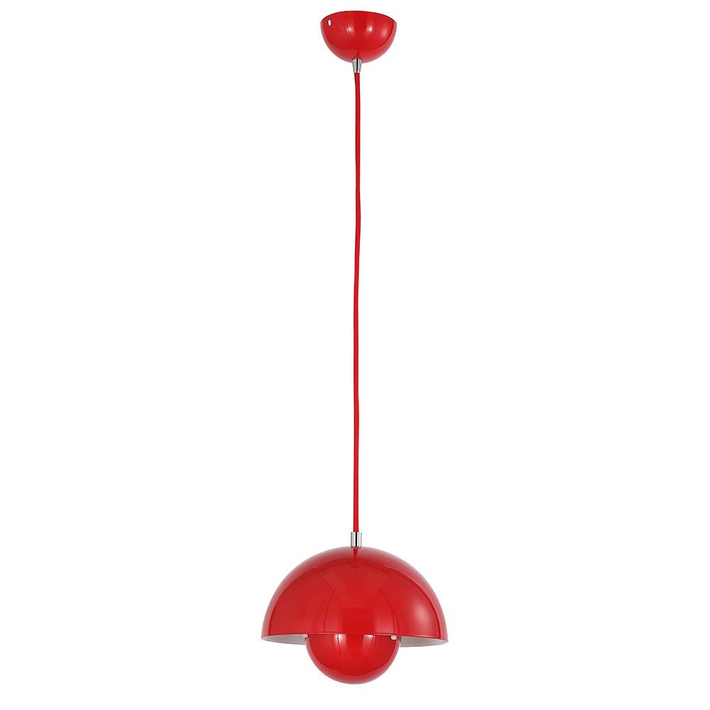 Люстра подвесная Lucia Tucci Narni 197.1 rosso