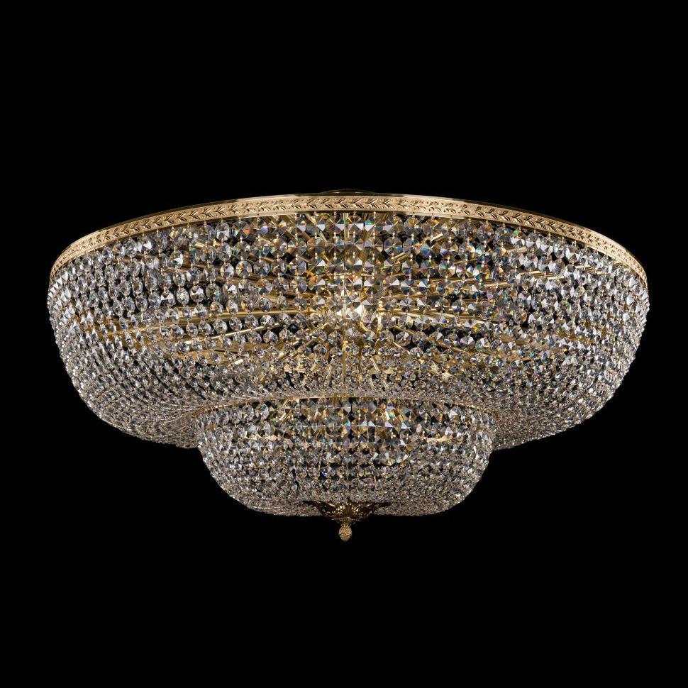 Люстра Bohemia Ivele Crystal золото 1910/100Z люстра bohemia ivele crystal 1703 1703 12 320 c gb e14 480 вт