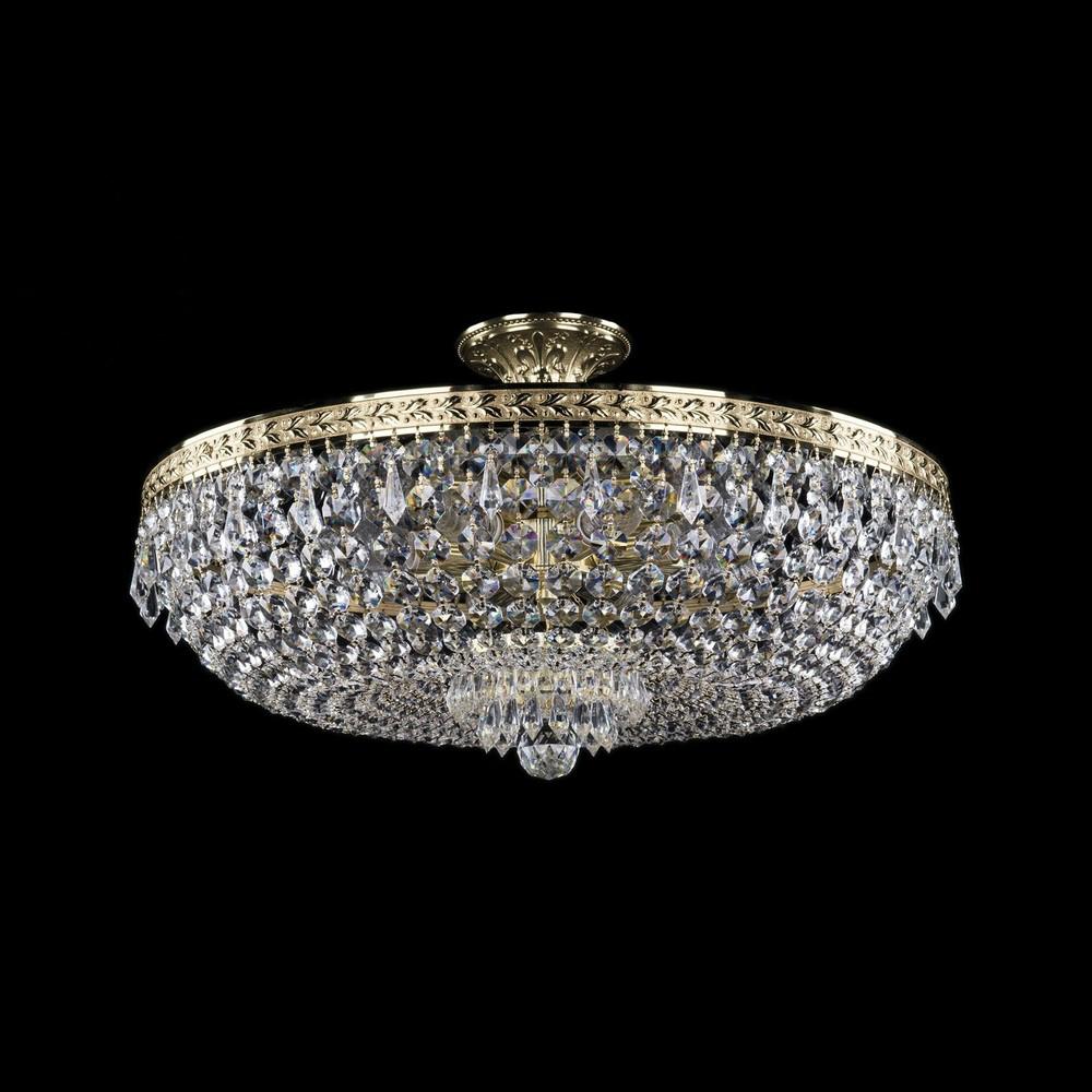 Люстра Bohemia Ivele Crystal золото 1927/55Z люстра bohemia ivele crystal 1703 1703 12 320 c gb e14 480 вт